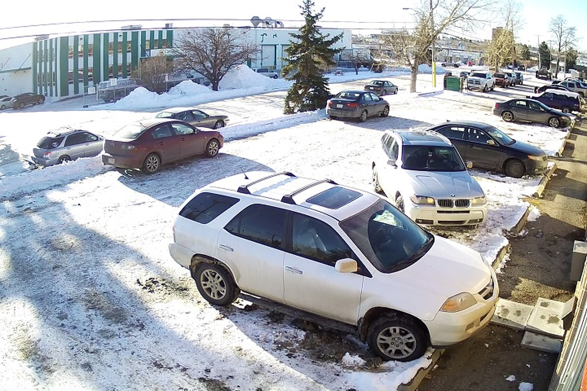 Watch World's Worst Driver Get Stuck in a Parking Lot