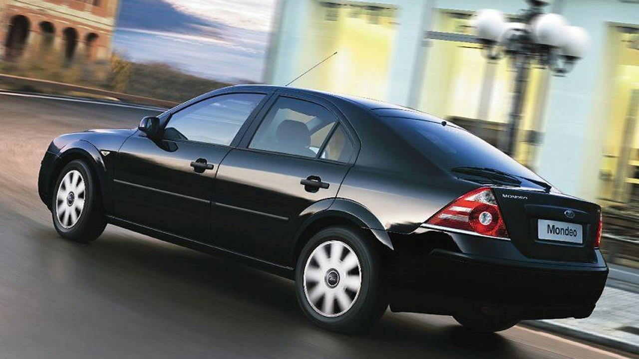 Ford Mondeo Edge Special Edition (UK)