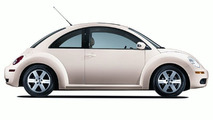 2006 VW New Beetle Facelift