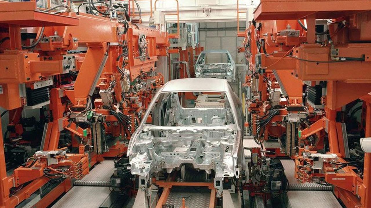 Ibiza production at Martorell plant
