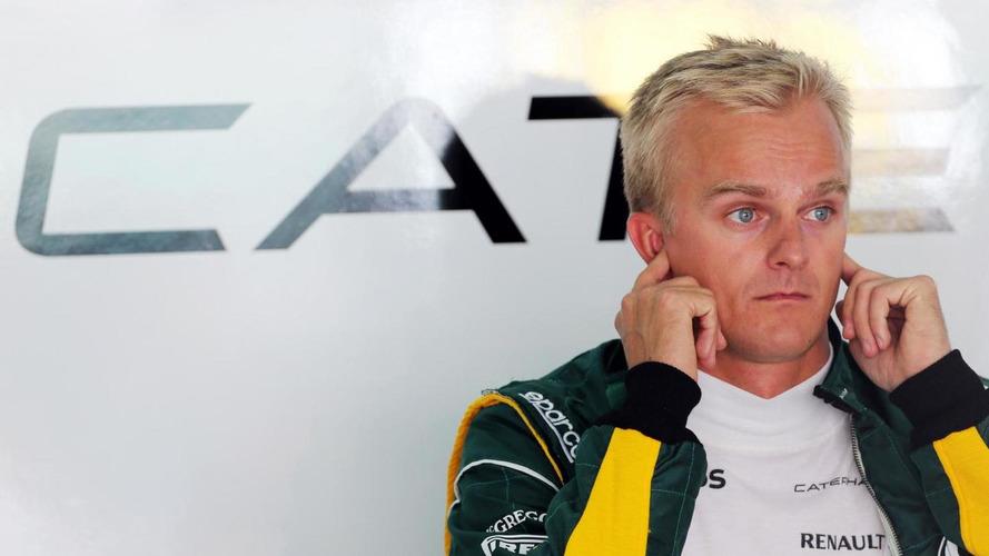 Mika Salo expects 2013 race return for Kovalainen