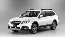 2014 Subaru Outback (AU-spec) 17.9.2013