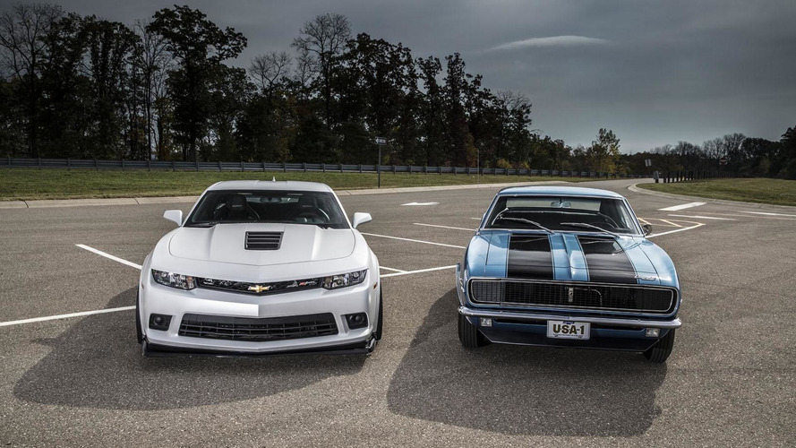 2014 Chevrolet Camaro Z/28 pricing announced, costs more than a Corvette