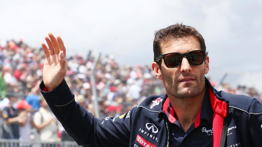 Webber still in paddock after F1 retirement