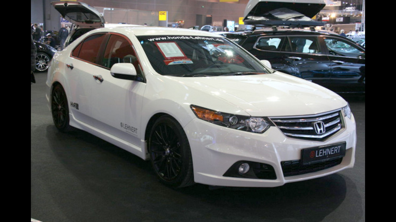 Honda Accord Limousine