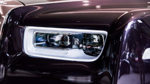 Rolls-Royce Phantom on display for first time