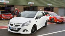 Vauxhall Corsa VXR Artic Edition