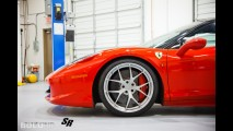 SR Auto Group Ferrari 458 Factory Flush
