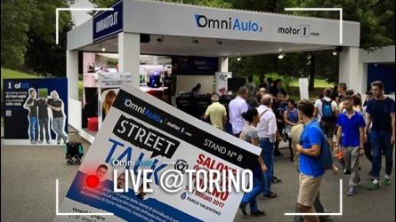 Gli Street Talk di OmniAuto.it vi aspettano al Parco del Valentino