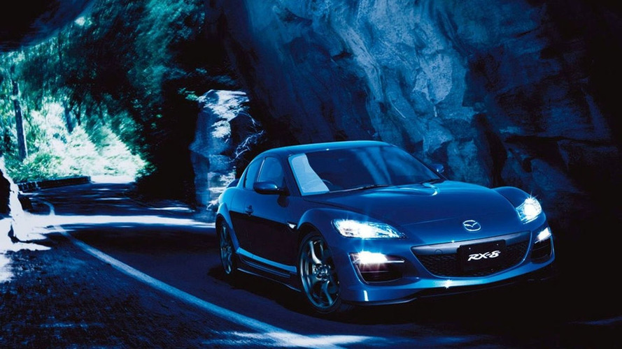 Mazda RX-8 Facelift In Detail