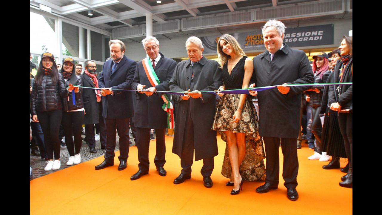 Motor Show di Bologna 2016