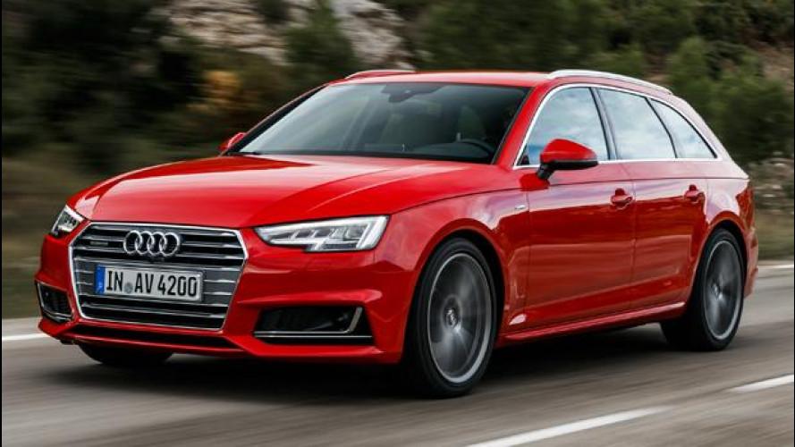 Audi A4 Avant, rivoluzione silenziosa