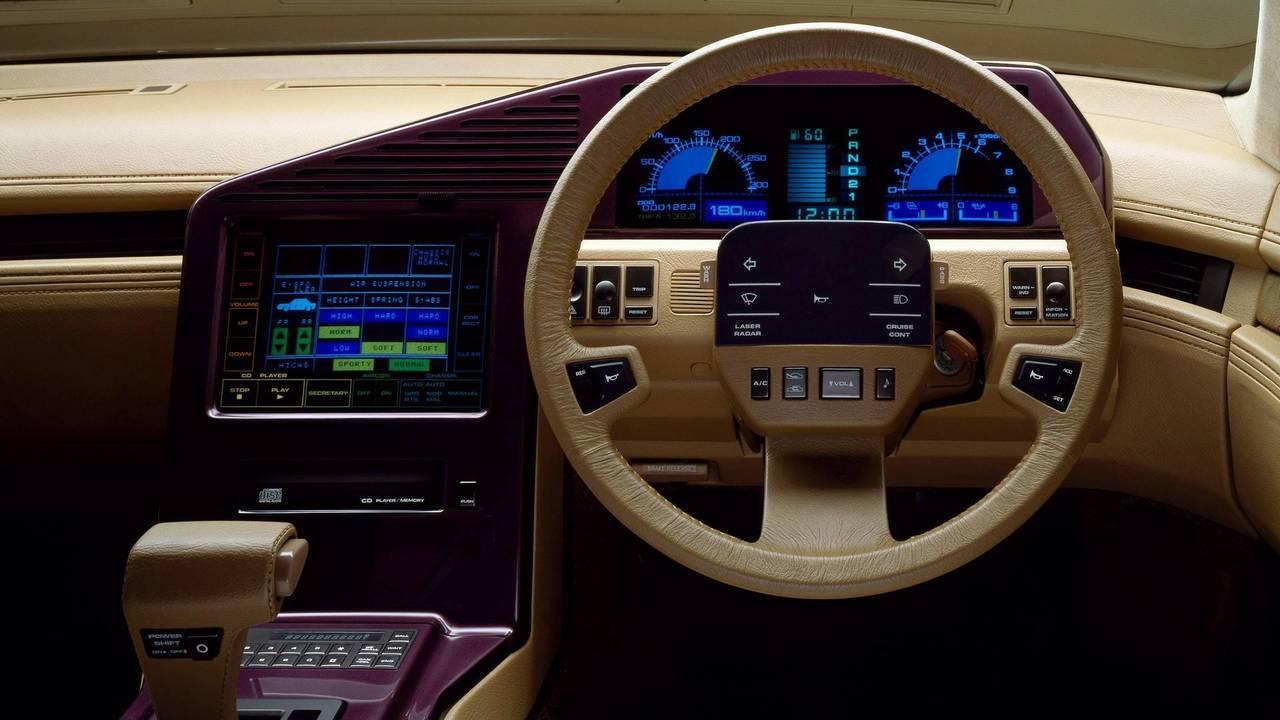 Nissan CUE-X concept