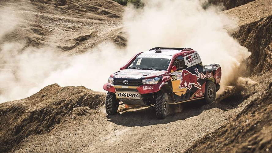 Peugeot casse, Toyota s'impose au Rallye du Maroc