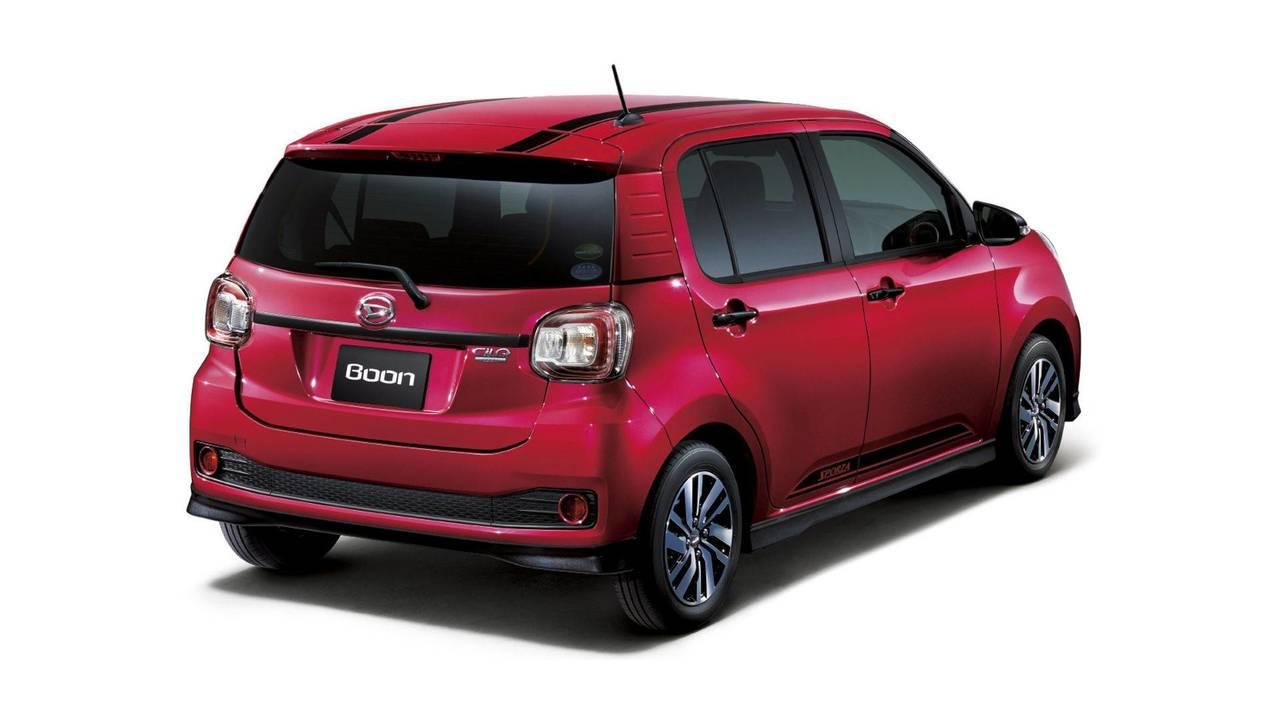Daihatsu Boon Sporza Limited