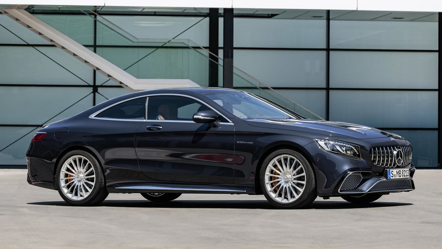 2018 Mercedes-AMG S65 Coupe