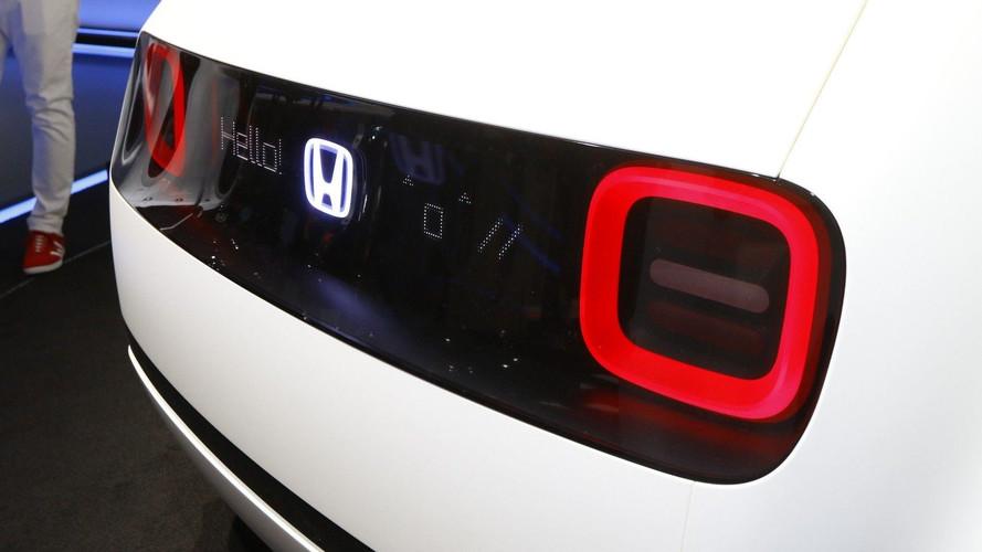 Honda Urban EV Concept official image