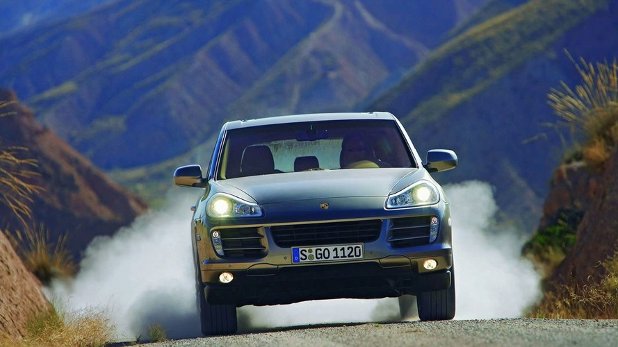 Porsche Cayenne Diesel to Launch in March 2009