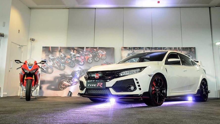 Honda, Type R ve Fireblade'in 25. yılını kutluyor