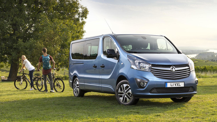 Vauxhall's New Vivaro Tourer Weekender Is A Budget VW Camper