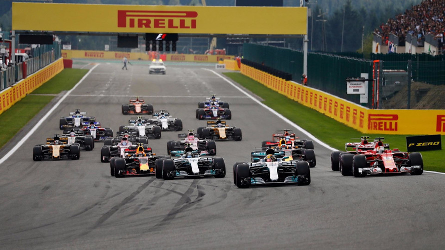 F1 - Hamilton de peu devant Vettel à Spa-Francorchamps