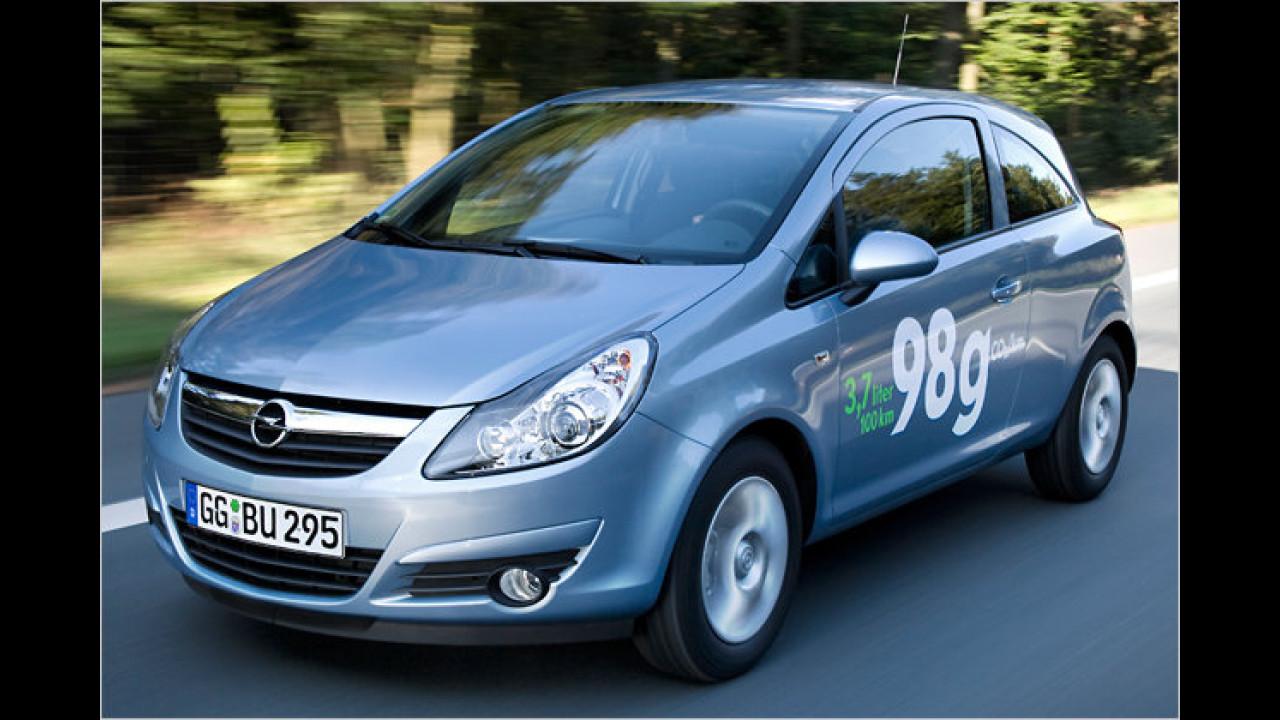 Opel Corsa 1.3 CDTI ecoFlex Selection 3-türig
