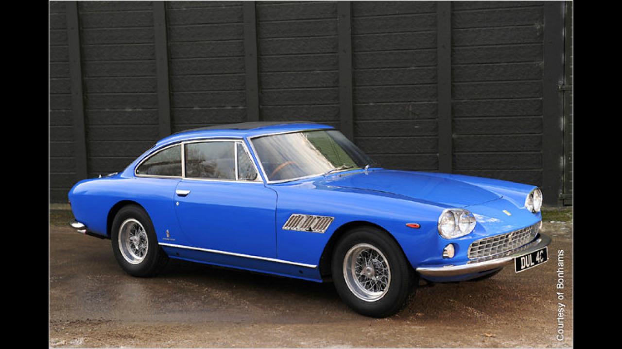 John Lennons Ferrari