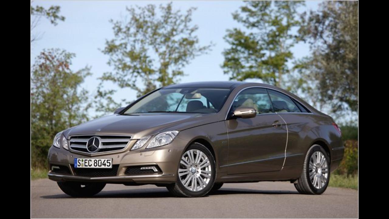Mercedes E 220 CDI BlueEfficiency Coupé Elegance