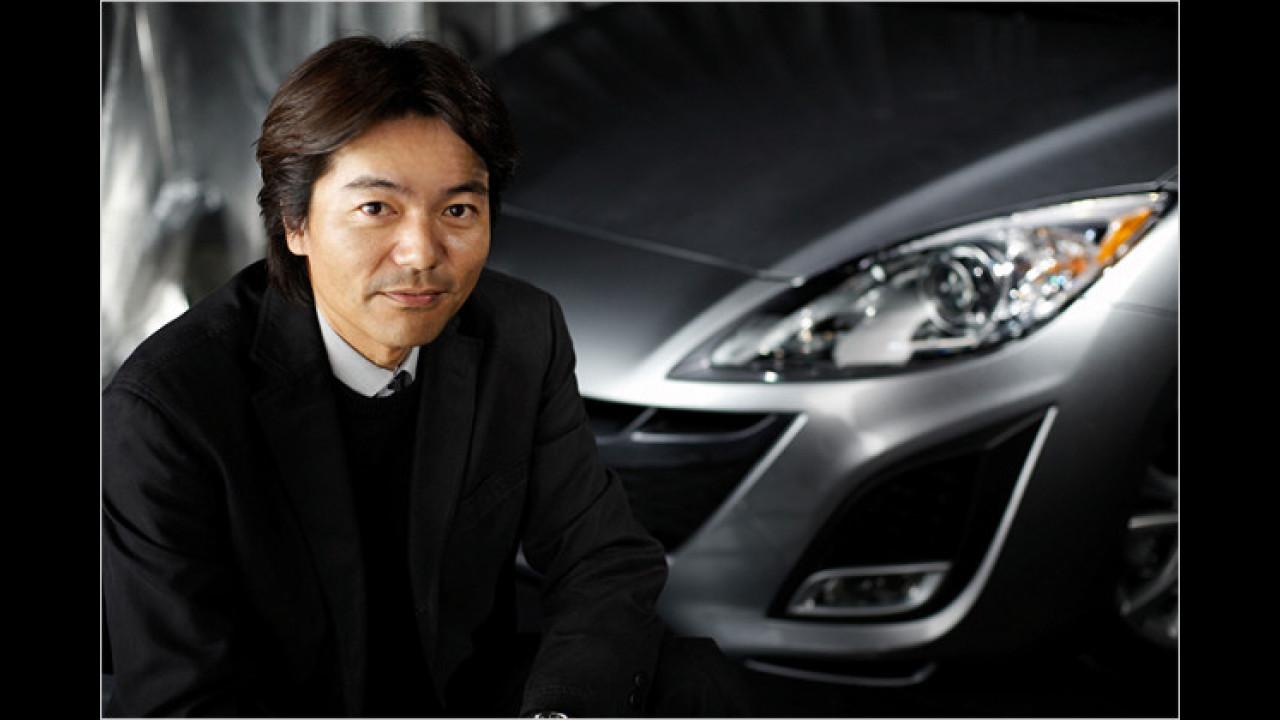 Kunihiko Kurisu (Mazda)