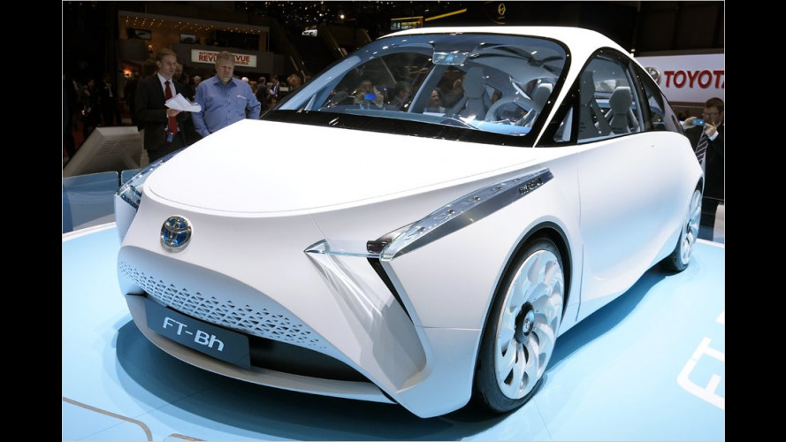 786 Kilo: So leicht kann ein Hybrid-Kleinwagen sein