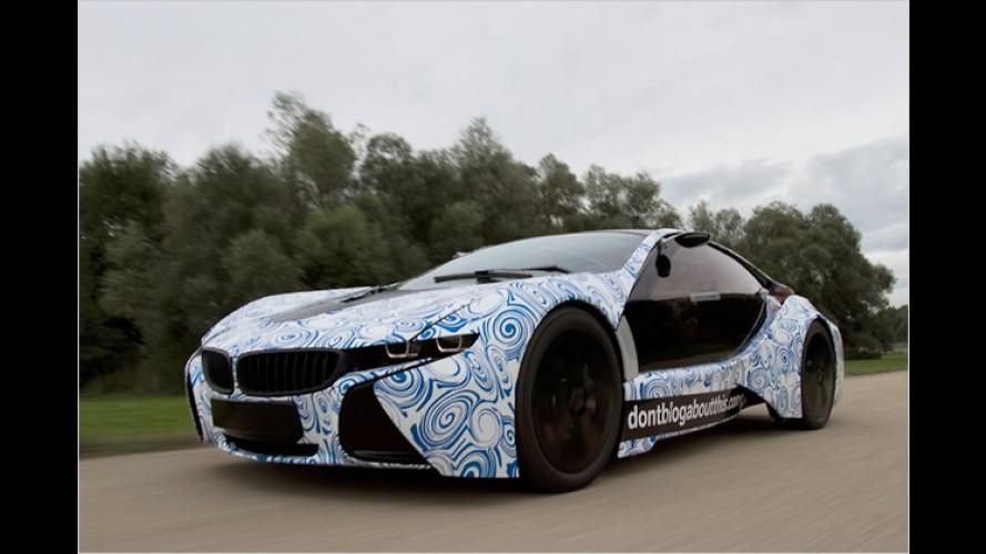 BMW baut Sportwagen mit Plug-in-Hybrid in Serie