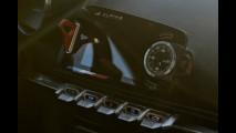 Alpine A120 Concept, gli interni