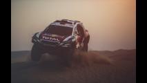 Peugeot 2008 DKR al Silk Road Rally