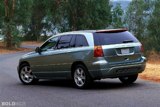 Chrysler Pacifica Concept