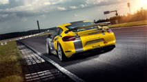 Porsche Cayman GT4 Clubsport Manthey-Racing