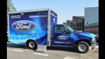 Ford doa F-350 equipado com consultório odontológico para São Bernardo (SP)