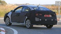 2018 Hyundai Accent spy photo
