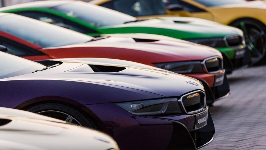 BMW présentera une version plus puissante de son i8 l'année prochaine