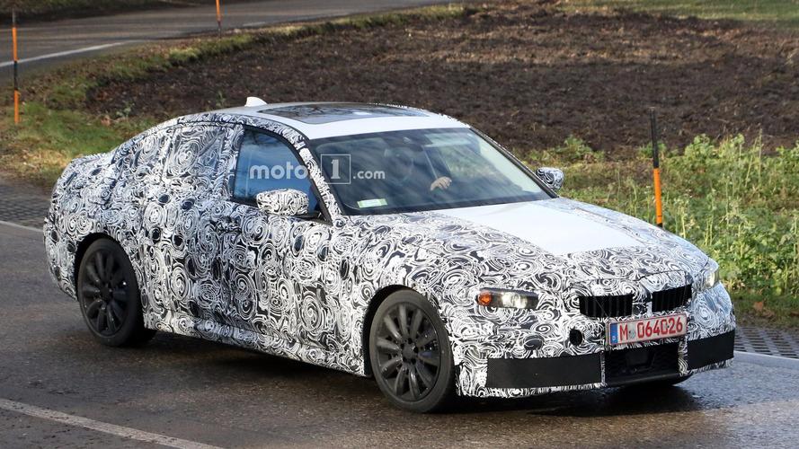 2019 BMW 3 Serisi 40 kg hafifleyecek