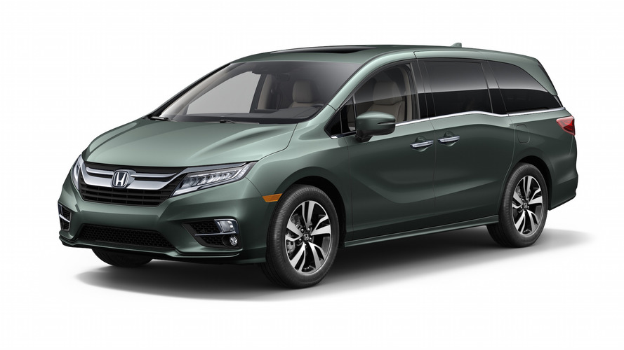 Most Expensive 2018 Honda Odyssey Costs $55,997