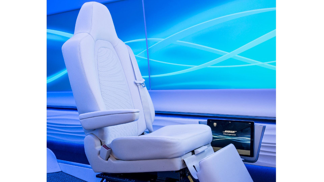 Bose Ride Seat