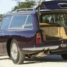 Swagon: Aston Martin DB6 Shooting Brake Headed for Auction
