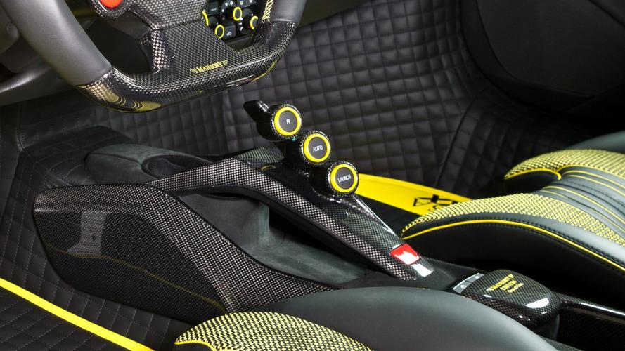 Mansory 4XX SIRACUSA unveiled, based on the Ferrari 488 GTB