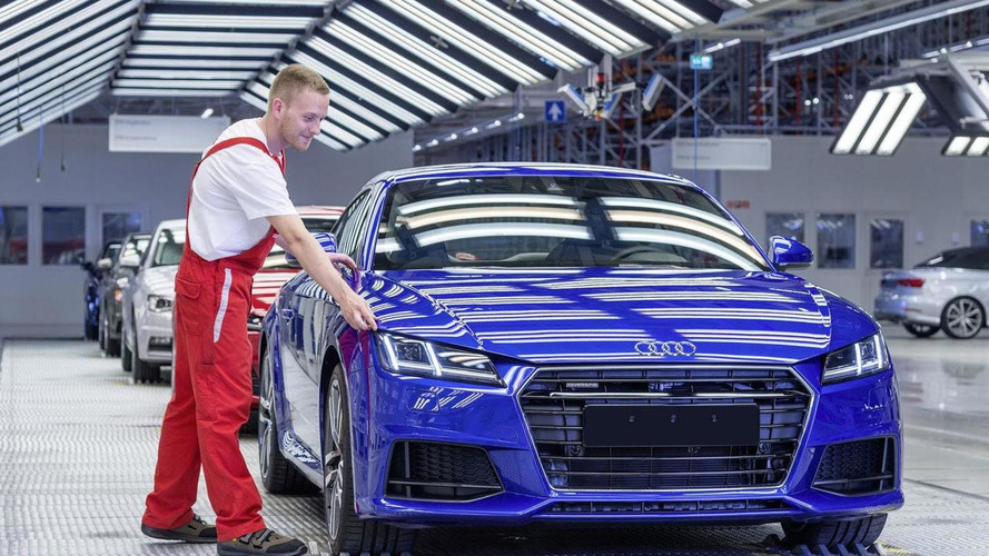 Audi planning €104 million investment at Gyor plant in Hungary