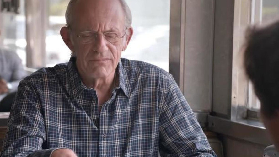 Toyota reunites Michael J. Fox & Christopher Lloyd [video]