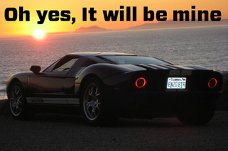 How An Auto Writer Became One Of The First Ford GT Owners