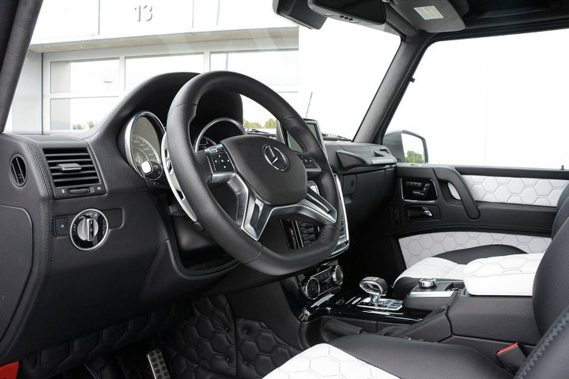 Dan Bilzerian Now Owns a Mercedes 6X6, Of Course
