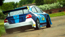 Subaru WRX STI Time Attack