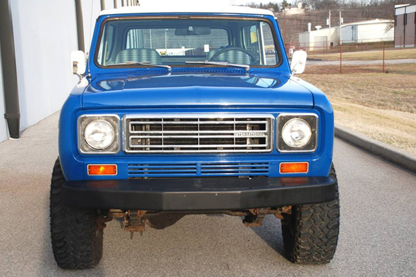 eBay Car of the Week: 1977 International Harvester Scout II