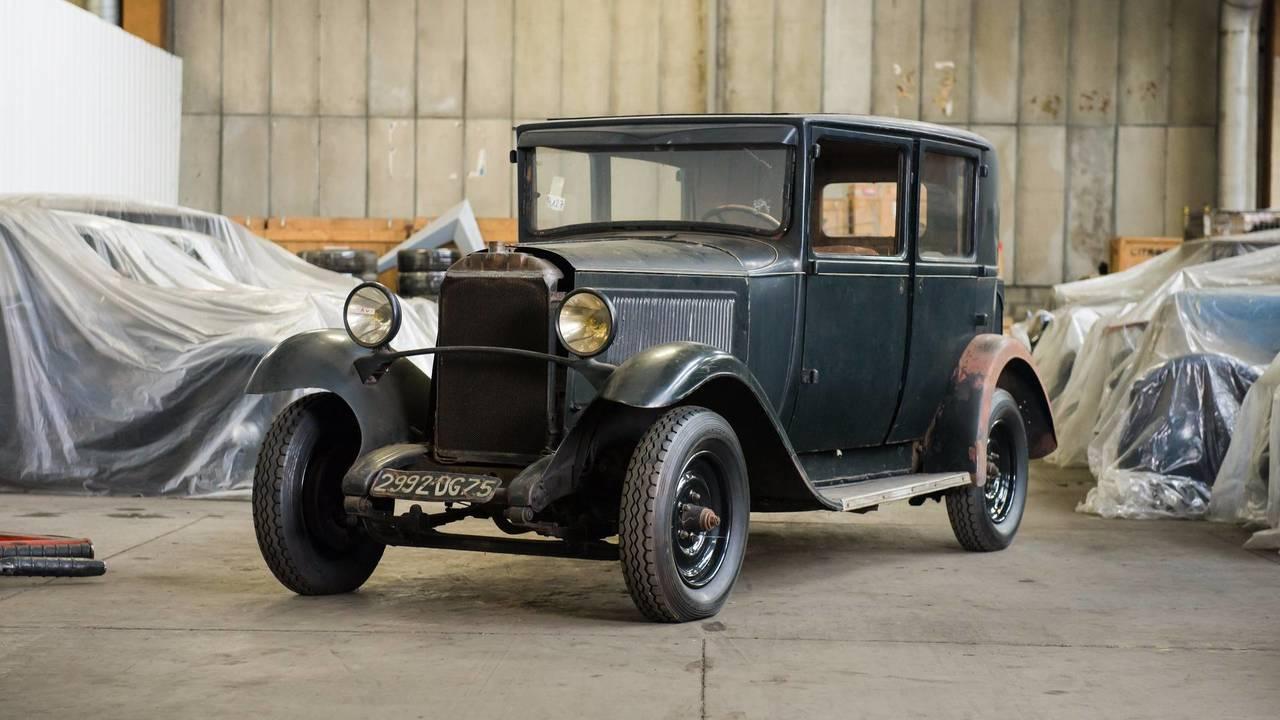 1932 Citroën C4 Berline